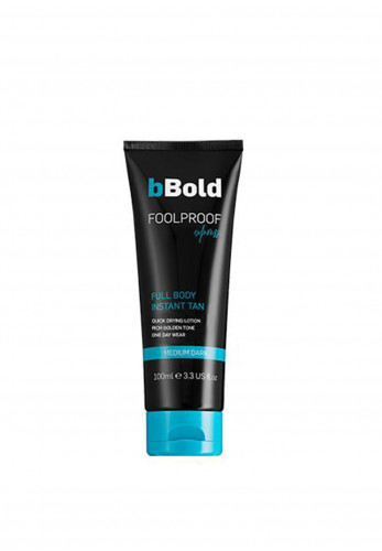 bBold Foolproof Express Full Body Instant Tan, Med-Dark