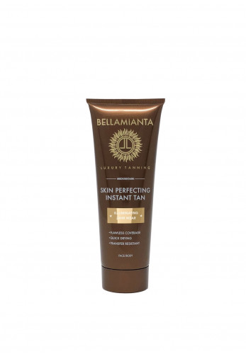 Bellamianta Skin Perfecting Instant Tan, Medium – Dark