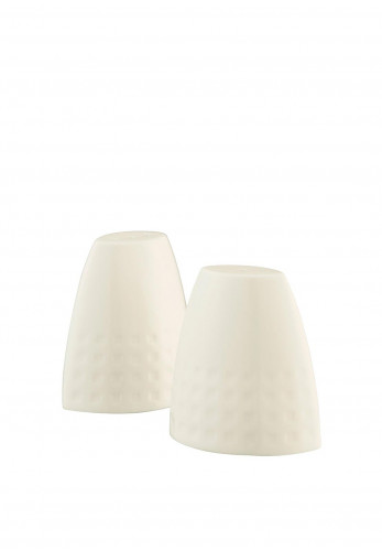 Belleek Living Grafton Salt & Pepper Shaker Set