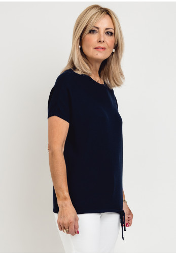 Betty Barclay Relaxed Fit Jumper, Navy