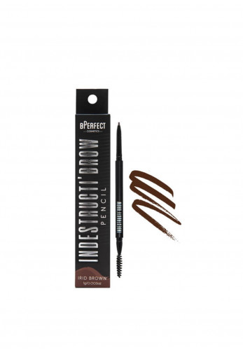 BPerfect Indestructi'Brow Pencil, Irid Brown