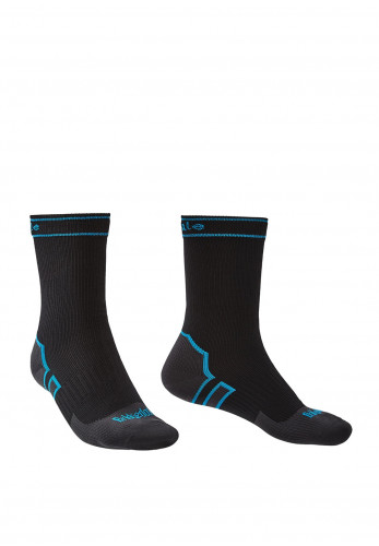 Bridgedale Stormsock Midweight Waterproof Socks, Black