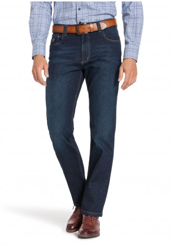 Bugatti Men's Regular Fit Nevada D Jeans, Denim Blue
