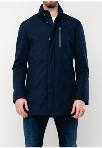 Bugatti Mens Rainseries Jacket, Navy