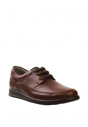 CallagHan Woda Leather Shoe, Brown