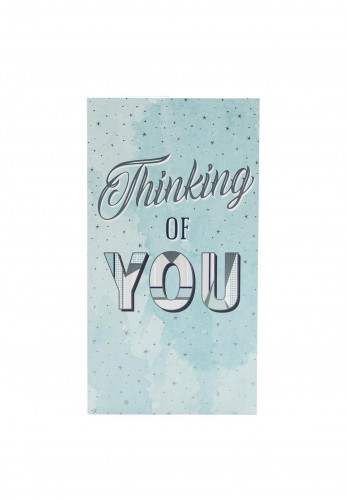 Thinking Of You Card, 5x9