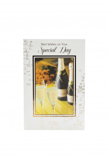 On You Special Day Card