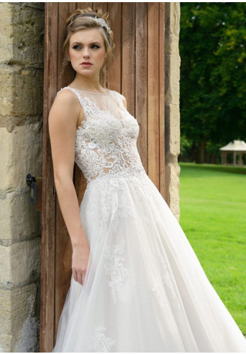 510a11846a Catherine Parry The Seren Collection Isabella Wedding Dress