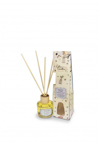 Celtic Candles Sweet Plum & Amber Reed Diffuser, 100ml