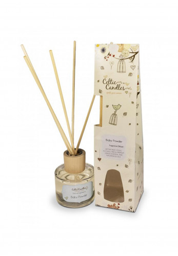 Celtic Candles Baby Powder Diffuser
