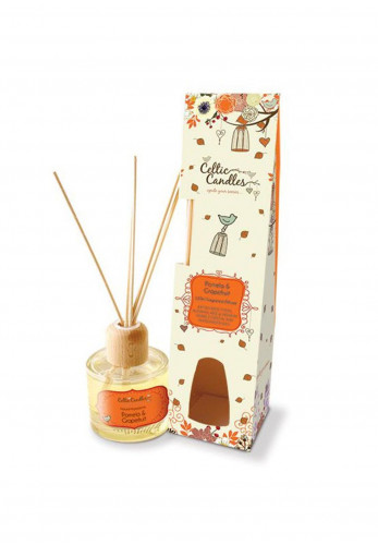 Celtic Candles Pomelo & Grapefruit Reed Diffuser, 100ml