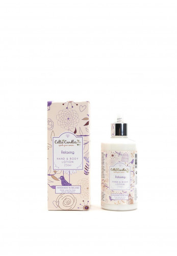 Celtic Candles Relaxing Hand & Body Lotion