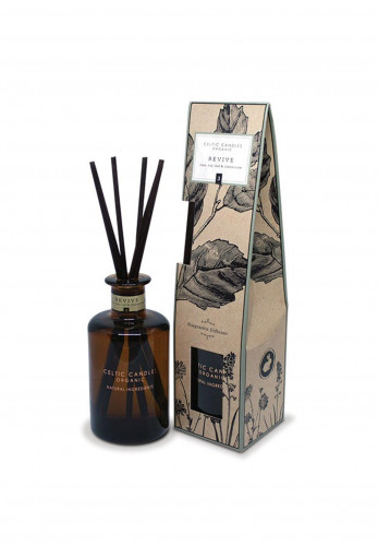 Celtic Candles Reed Fragrance Diffuser, Revive