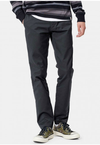 Carhartt Sid Slim Tapered Trousers, Blacksmith