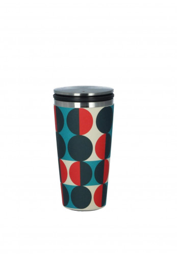 Chic Mic Slide Cup Bamboo, Modernist Circles