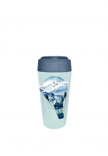 Chic Mic Bioloco Deluxe Cup 420ml, Air Balloon