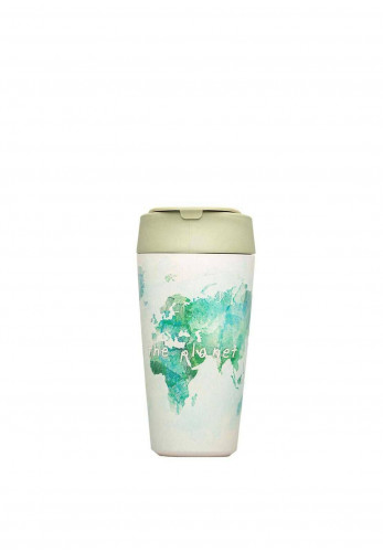 Chic Mic Bioloco Deluxe Cup 420ml, Save The Planet