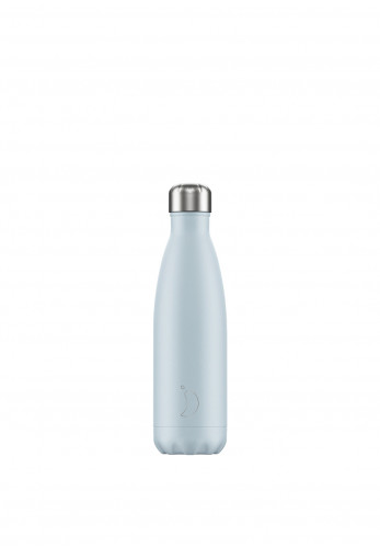 Chilly's Blush Edition 500ml Reusable Bottle, Blue