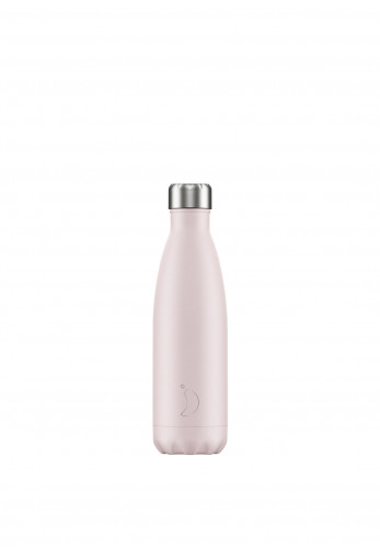 Chilly's Blush Edition 500ml Reusable Bottle, Pink