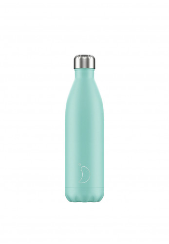 Chilly's Pastel Edition 750ml Reusable Bottle, Green
