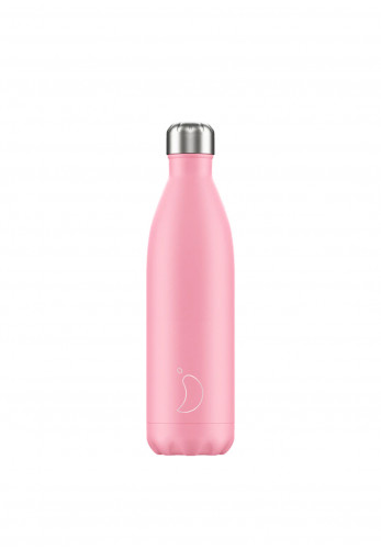 Chilly's Pastel Edition 750ml Reusable Bottle, Pink
