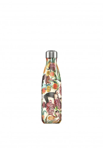 Chilly's Tropical Edition 500ml Reusable Bottle, Monkey