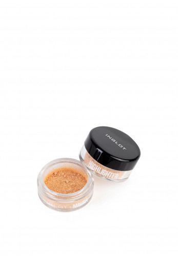 Inglot x Maura Sparkling Dust Highlighter, City Lights
