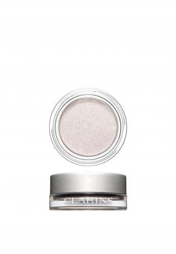 Clarins Cream to Powder Iridescent Eyeshadow, Silver White 08