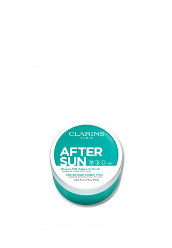 Clarins After Sun SOS Sunburn Soother Mask, 100ml