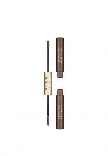 Clarins Brow Duo, 04 Medium Brown