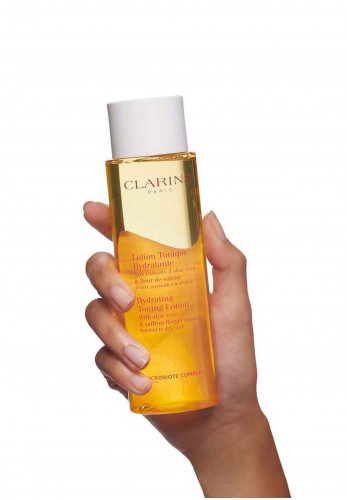 Clarins Hydrating Toning Lotion, Normal to Dry Skin 200ml
