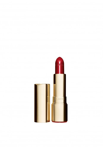 Clarins Joli Rouge Brillant Lipstick, Deep Red