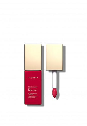 Clarins Lip Comfort Oil Intense, 07 Intense Red