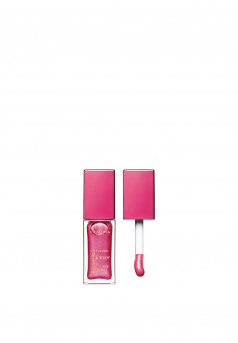 Clarins Lip Comfort Oil Shimmer, 05 Pretty in Pink