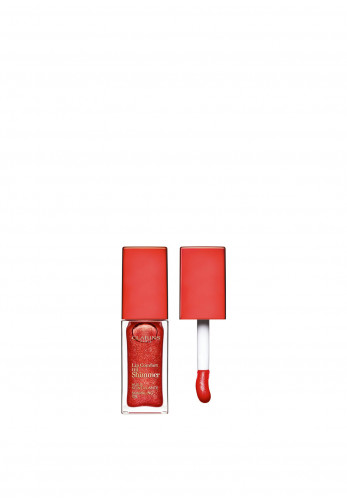 Clarins Lip Comfort Oil Shimmer, 07 Red Hot