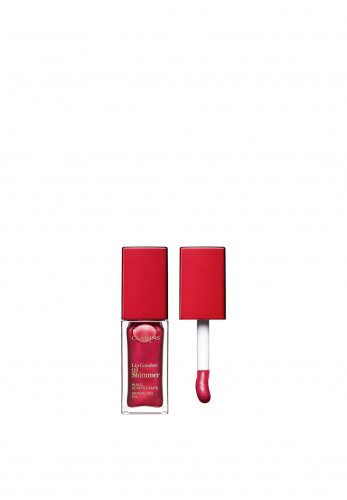 Clarins Lip Comfort Oil Shimmer, 08 Burgundy Wine