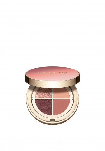 Clarins Ombre 4 Eye Shadows, 01 Fairy Tale Nude Gradation