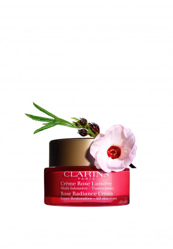 Clarins Rose Radiance Cream, 50ml