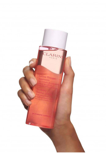 Clarins Soothing Toning Lotion, Very Dry or Sensitive 400ml