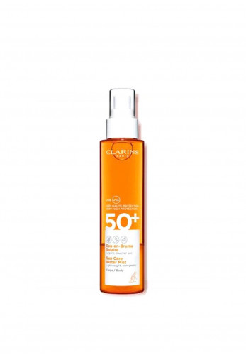 Clarins Sun Care Water Mist For Body SPF 50, 150ml