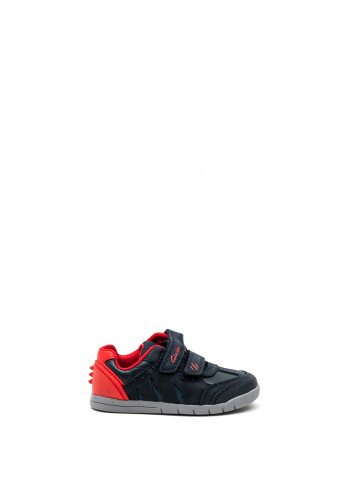 Clarks Baby Boy Rex Play Shoes, Navy