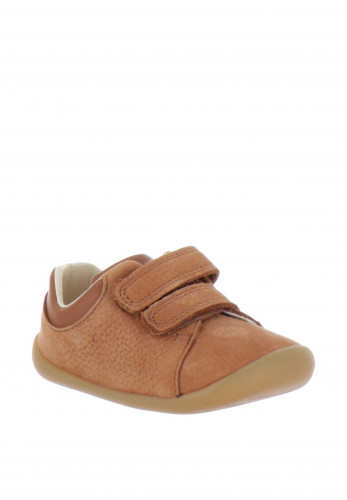 Clarks Baby Boys Roamer Craft Pre Walking Shoes, Tan