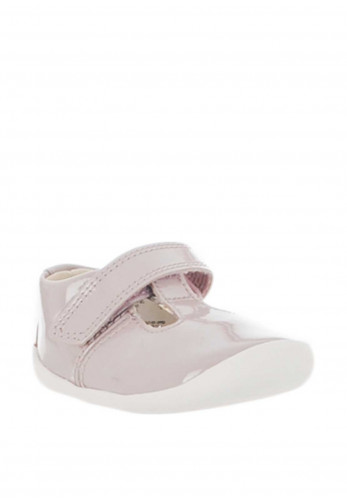 Clarks Baby Girl Roamer Go Pre-Walking shoes, Blush Pink