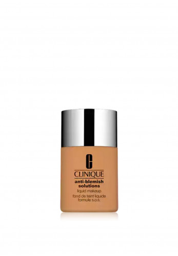 Clinique Anti-Blemish Solutions™ Liquid Makeup, 18 Fresh Cream Caramel