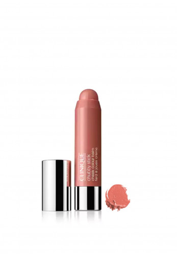Clinique Chubby Stick Cheek Colour Balm, 02 Rhubarb