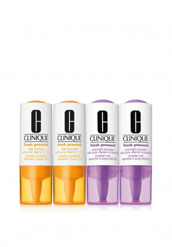 Clinique Fresh Pressed Clinical Pack of 4