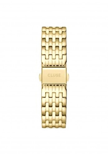 Cluse 18mm Multi-Link Watch Strap, Gold