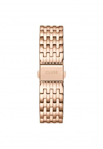 Cluse 18mm Multi-Link Watch Strap, Rose Gold