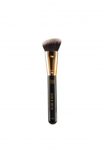 Colour Me Bootiful The Foundation Brush, Black