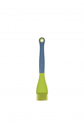 Colourworks Soft Touch Silicone Pastry/Basting Brush, Green